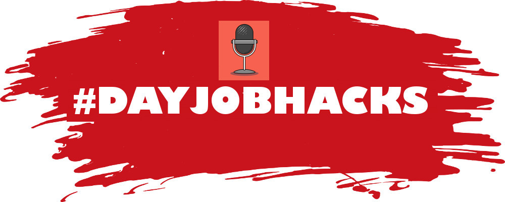 Day Job Hacks Podcast #2 – How to start online marketing as a beginner
