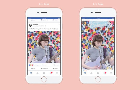 Vertical video ads for Facebook marketing strategies comparison