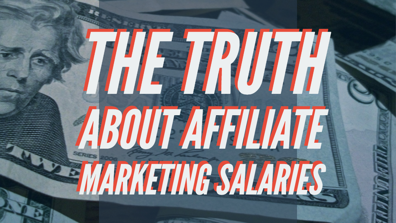 Affiliate Marketing Salary