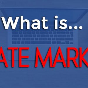 What is Affiliate Marketing And 3 Reasons Why You Should Start Today