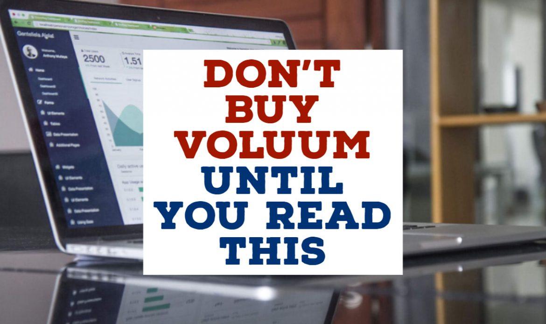 Voluum Tracker Review – Waste of Money – 3 Voluum Alternatives