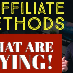 3 Affiliate Marketing Methods that Are Dead