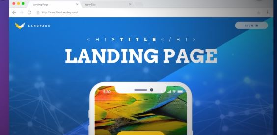 landing page compliance