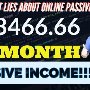 Passive Income Ideas - Is there Such Thing as Online Passive Income?