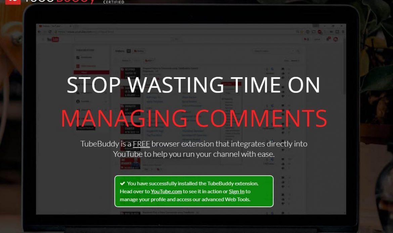 YouTube Ranking - TubeBuddy