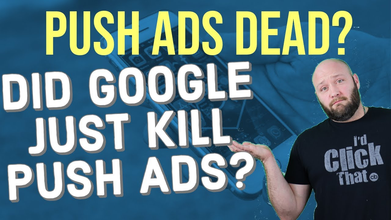 Are push ads dead?
