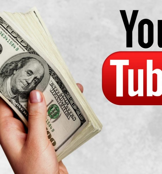 How much money do you make on YouTube?
