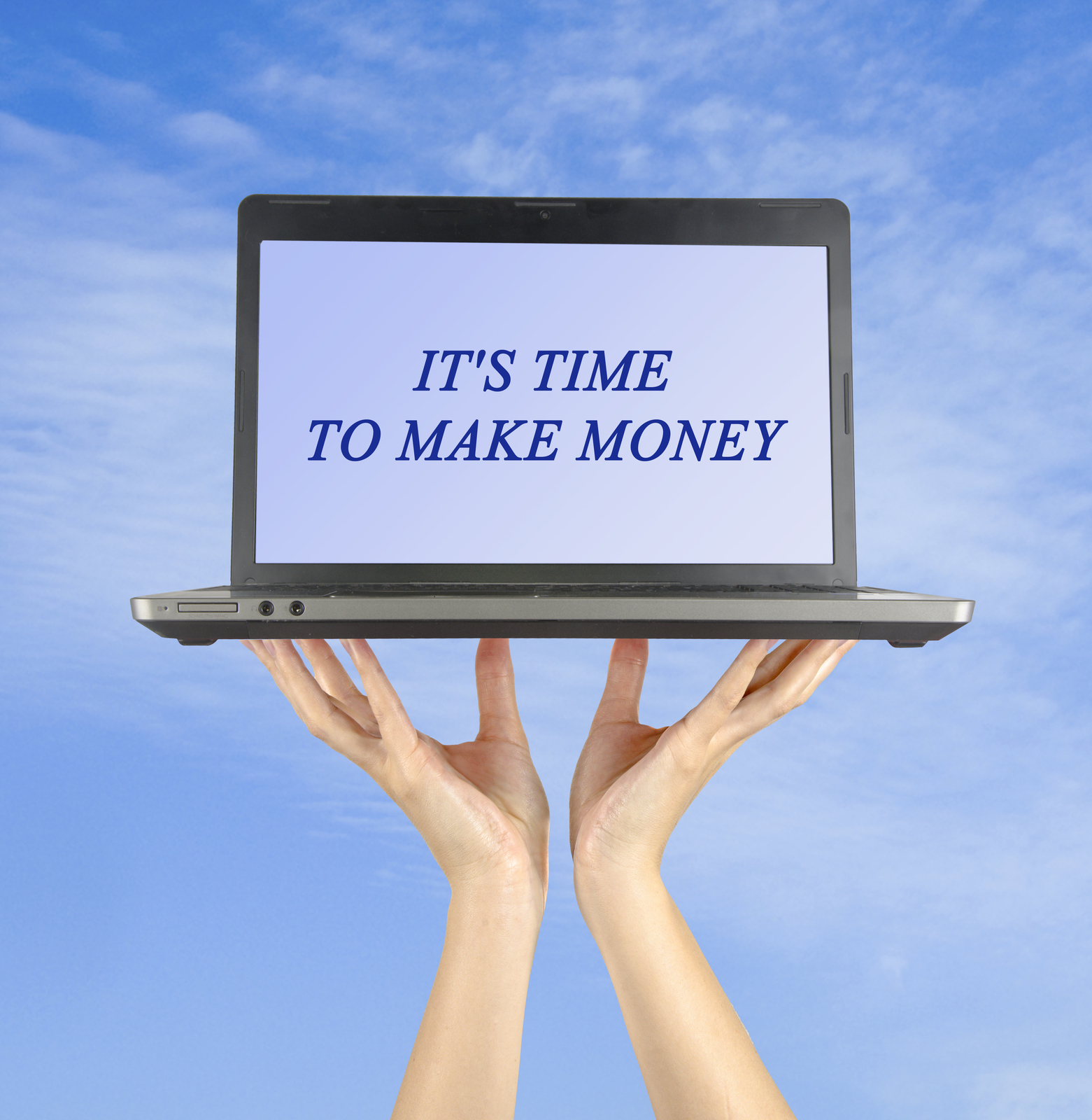 Time to make money online