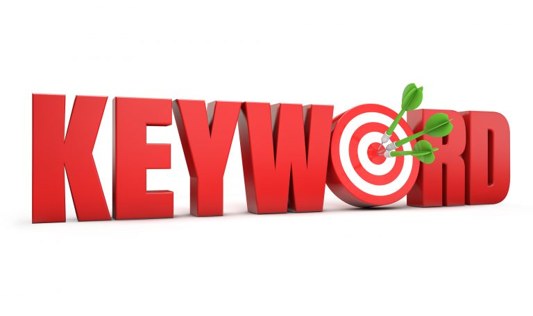 Focus on your target keyword