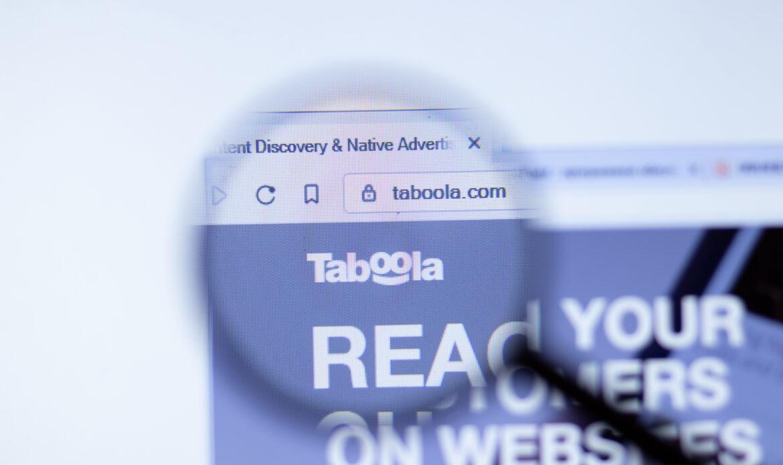 Taboola Major Ad Network