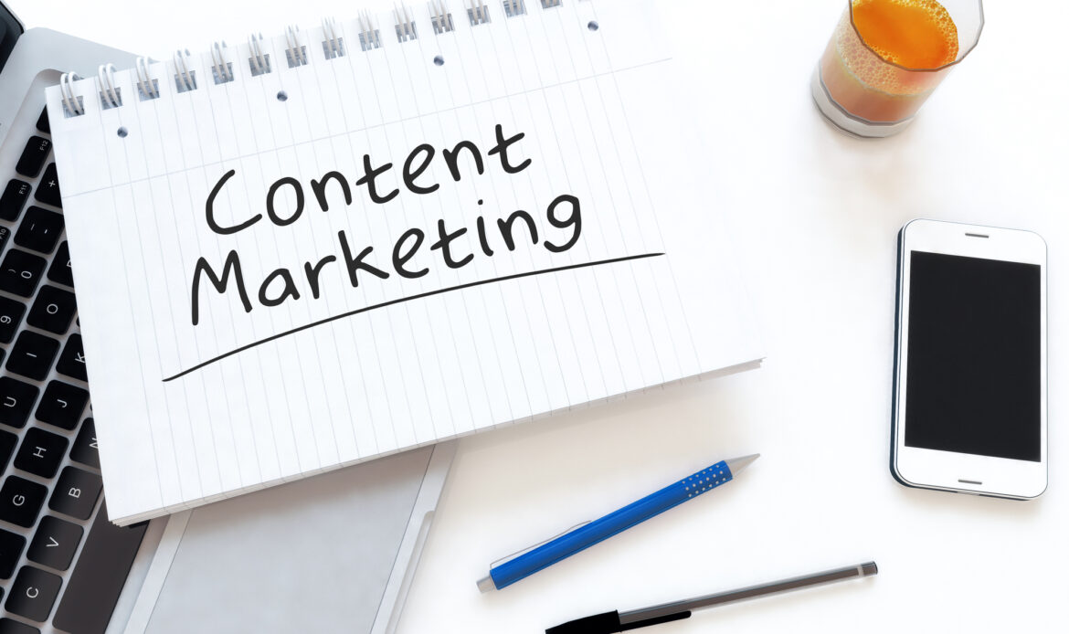 Lazy affiliates will not do Content Marketing