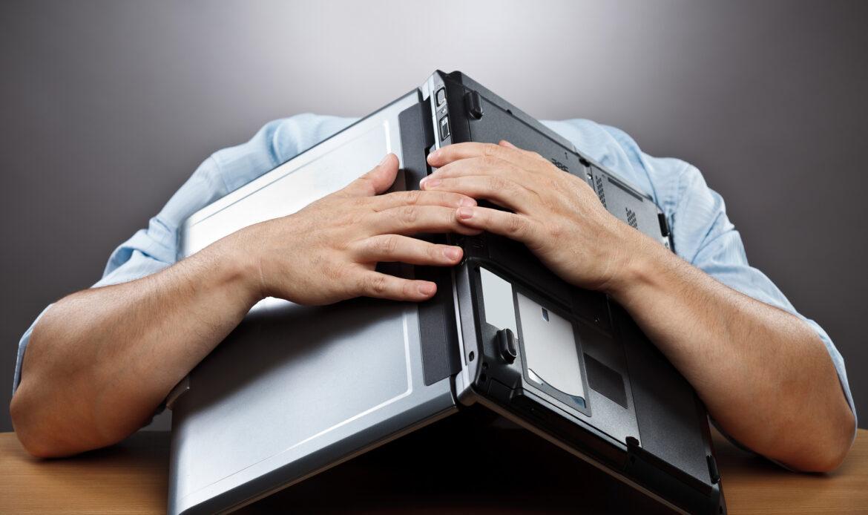 online marketing burnout